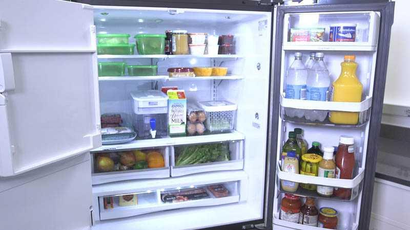 Принцип работы абсорбционного холодильника