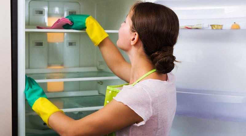 Ликвидация неприятного запаха бытовой химией