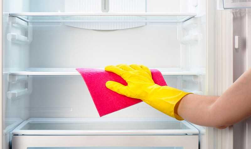 Как ликвидировать неприятный запах в морозилке