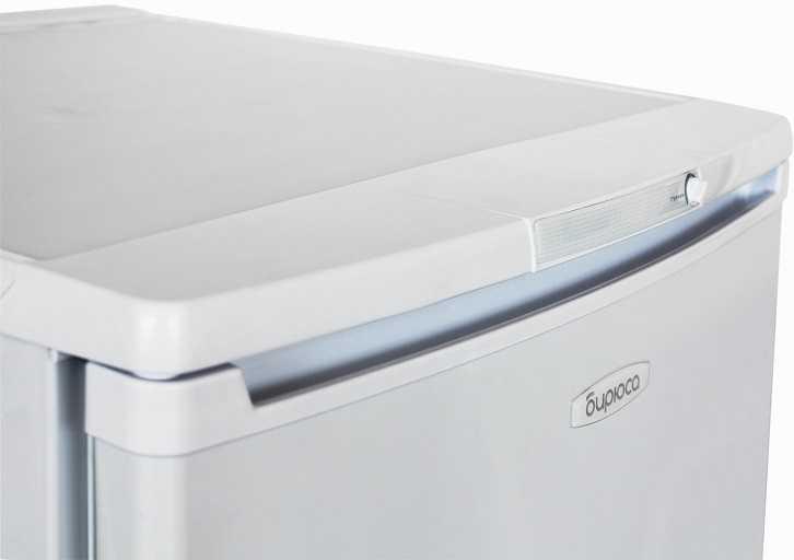 Стоимость морозильной камеры «Бирюса»