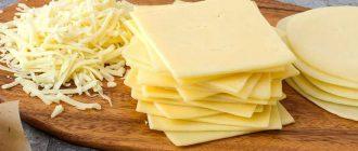 Правила заморозки и хранения сыра в морозилке