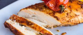 Правильное хранение куриной грудки в сыром и готовом виде