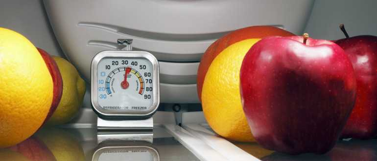 Что такое журнал температурного режима холодильника