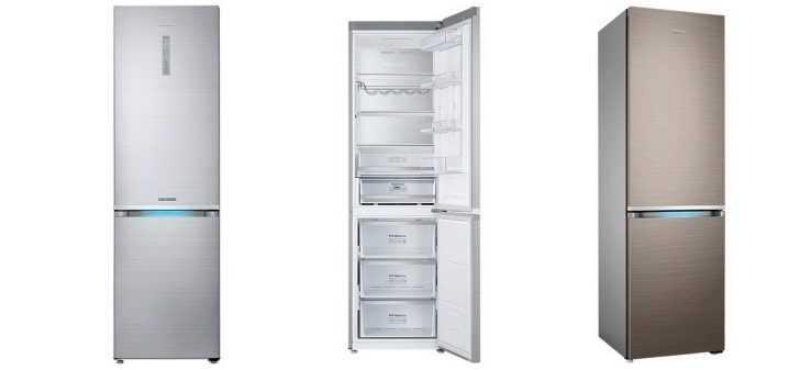 Холодильник Samsung No Frost