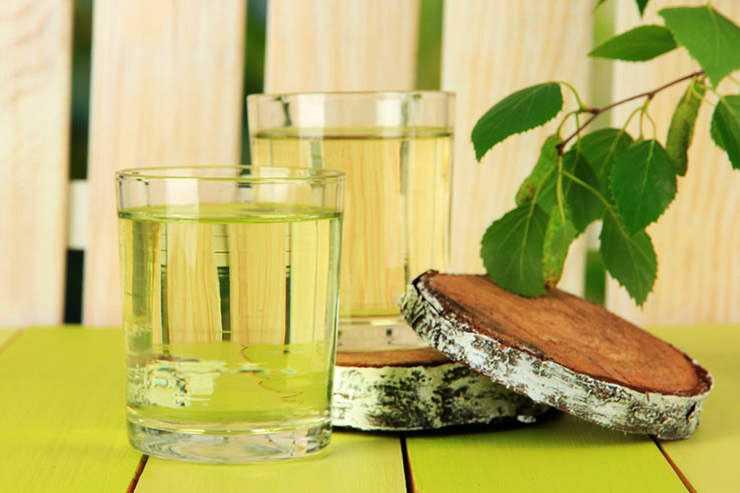 Срок хранения берёзового сока