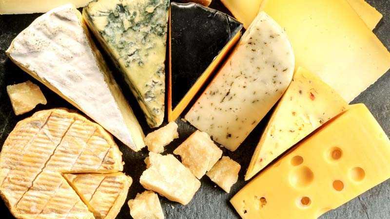 Как хранить разные сорта сыра