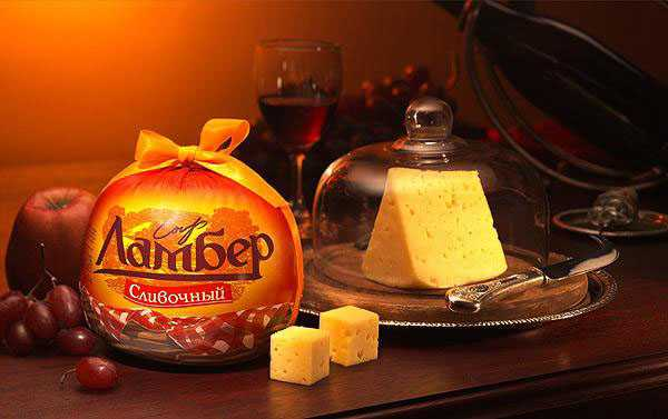 Как хранить сыр Ламбер