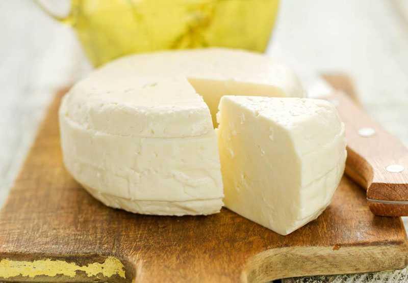 Хранение сыра сулугуни