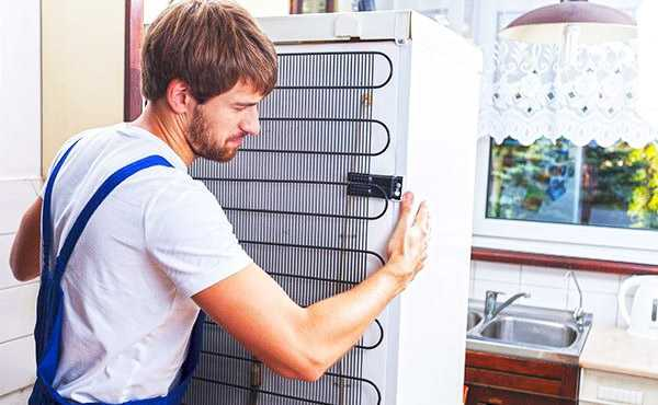 Подготовка холодильника к замене фреона