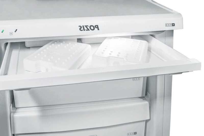 Подготовка морозилки к заморозке
