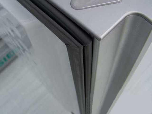 Износ уплотнителя дверцы холодильника