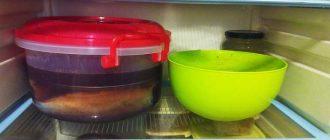Можно ли ставить в холодильник горячие блюда и напитки
