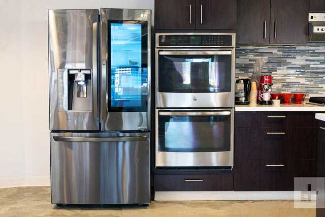 Где может греться холодильник