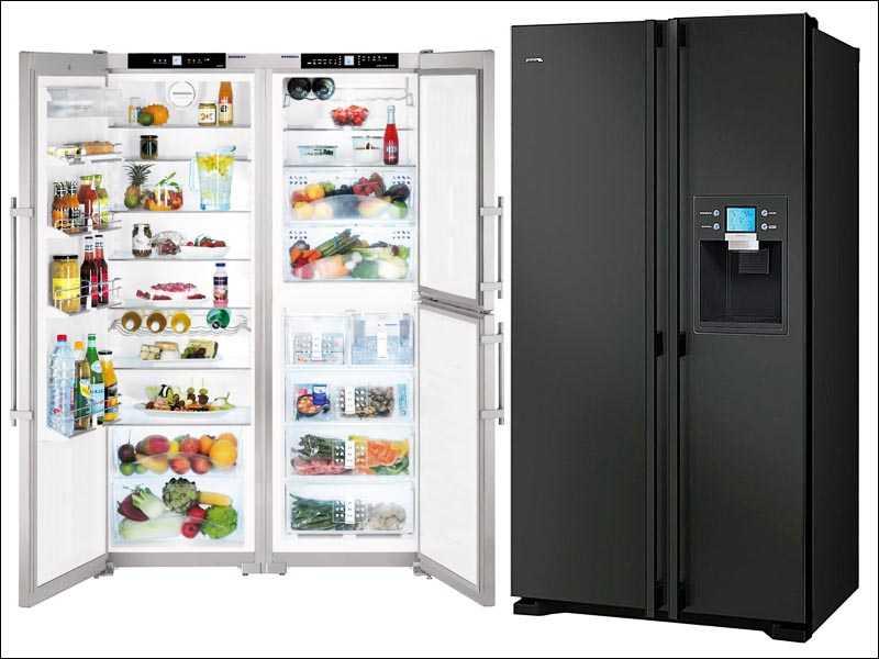 Современный мультиклассовый холодильник