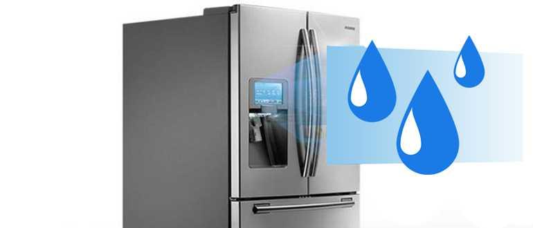 Что такое капельная система разморозки холодильника и морозильной камеры