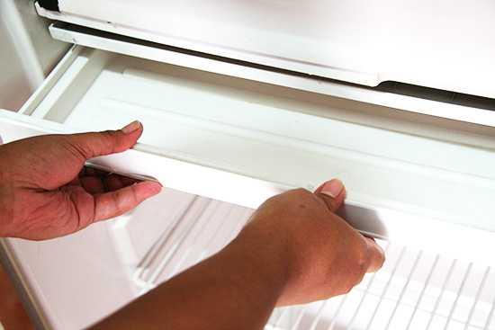 Капельная система разморозки холодильника