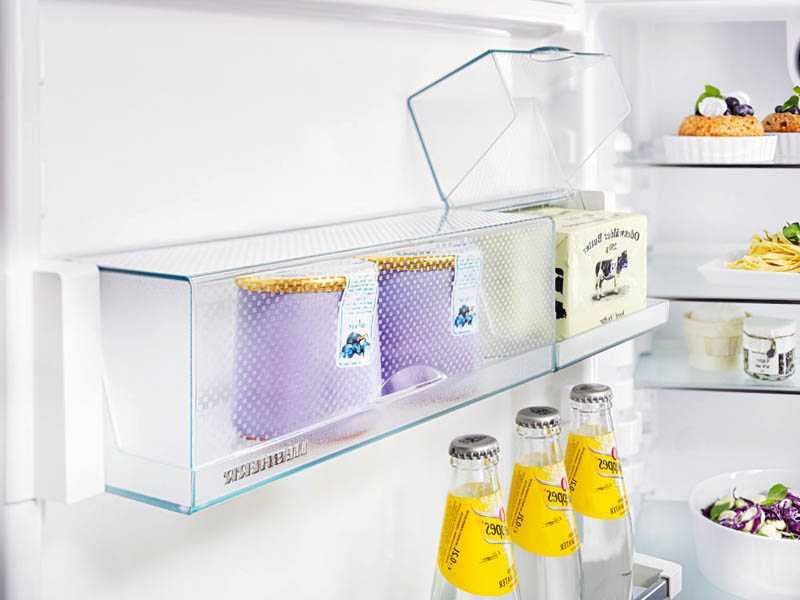 Зона свежести в холодильниках разных производителей