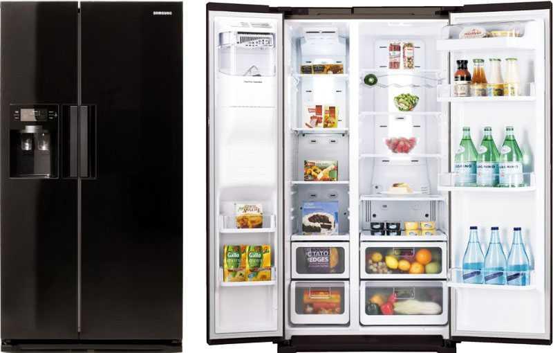 Холодильник больших размеров
