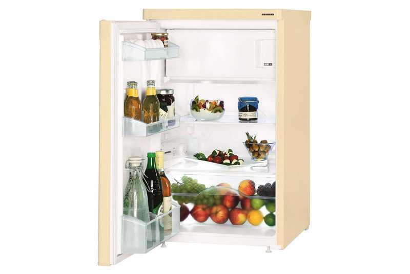 Комплектация бытового холодильника