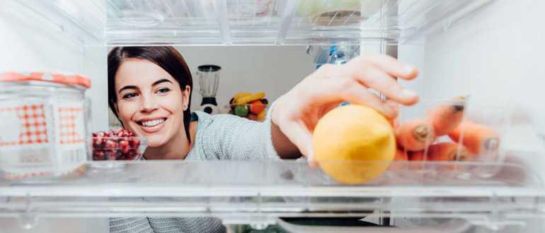 Маст-хэв хорошей хозяйки или что и как нужно хранить в холодильнике