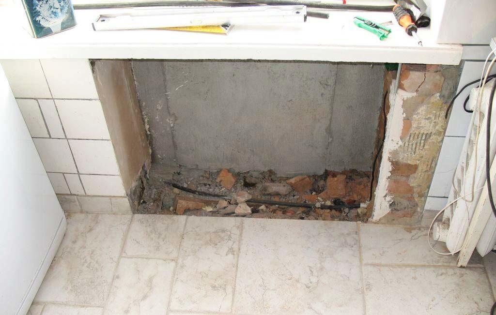 Усовершенствование «хрущёвского холодильника»