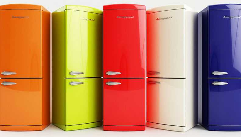 Какими бывают холодильники