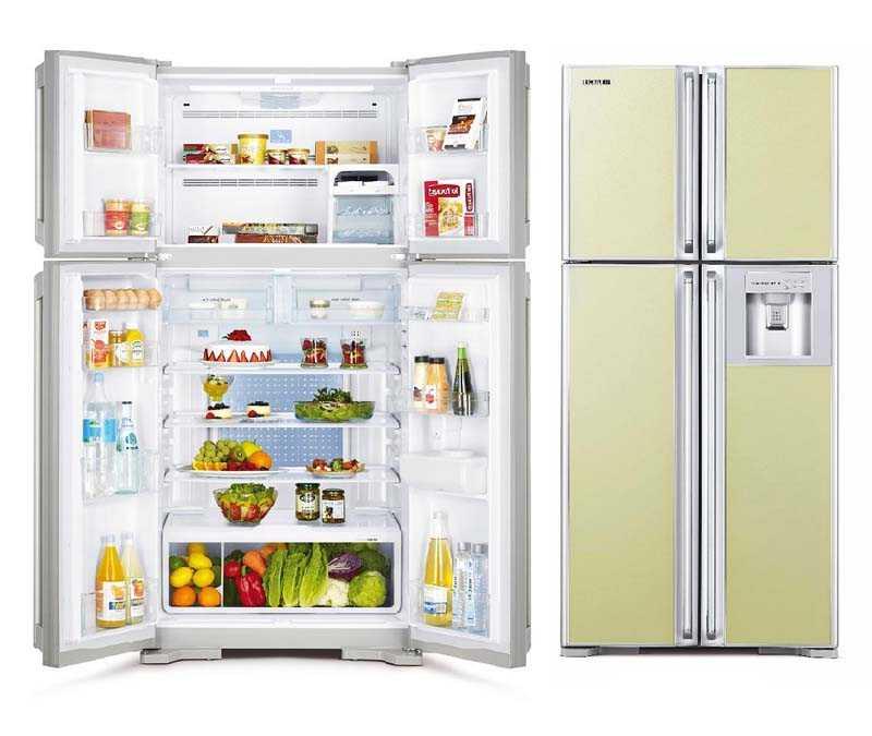 Тип управления холодильником