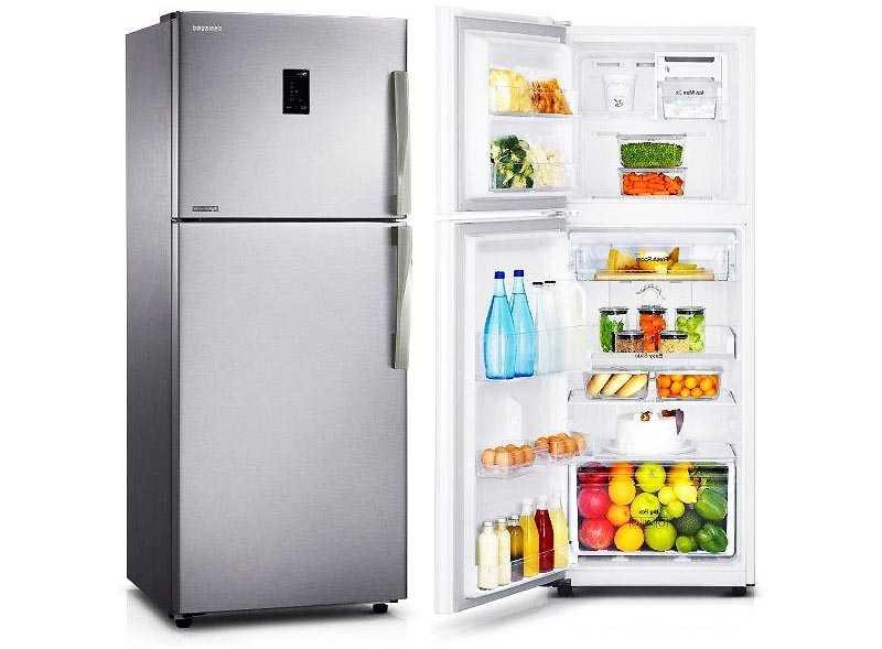 Объём холодильника