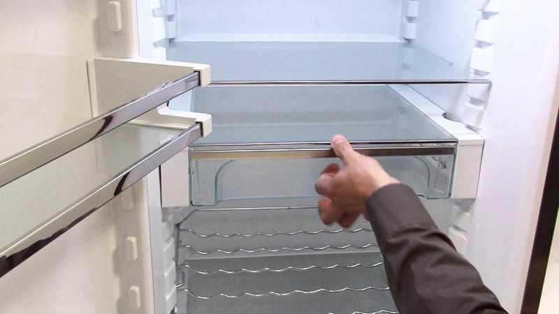 Конденсат в холодильнике No Frost