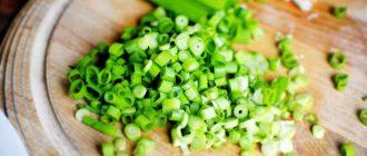 Можно ли на зиму заморозить зелёный лук в морозильной камере