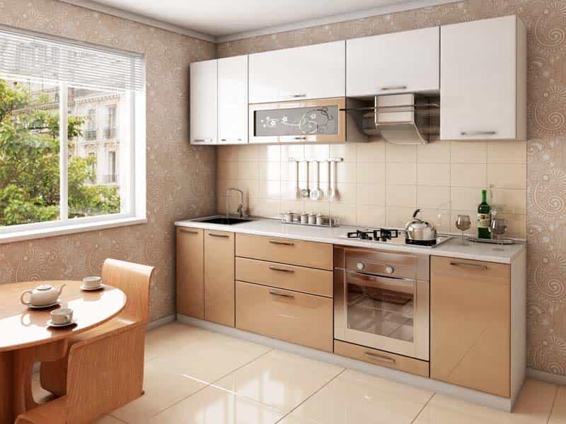 Оптимальные варианты планировки кухни