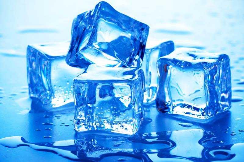 Где наши предки брали лёд без холодильника