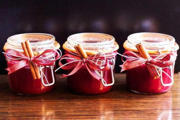 Хранение ягод в виде варенья