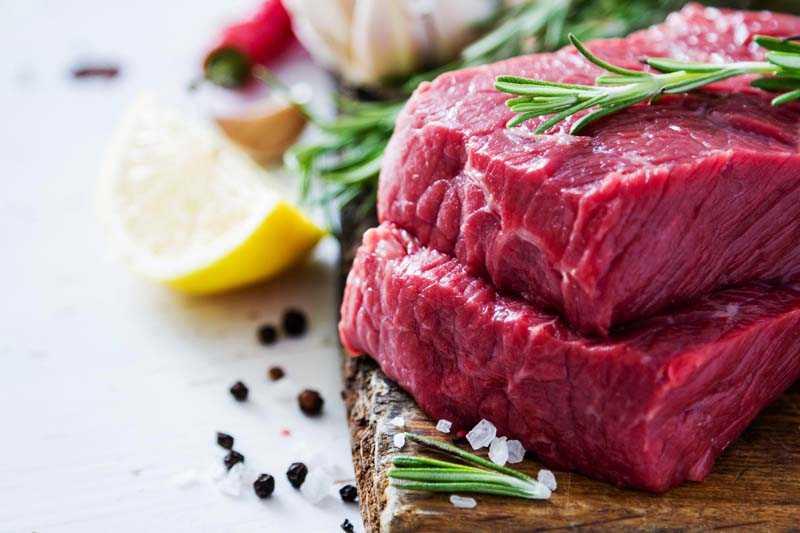 Как хранили мясо без холодильника