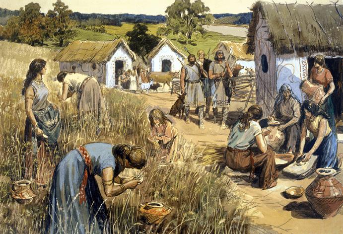 Как хранили продукты славяне