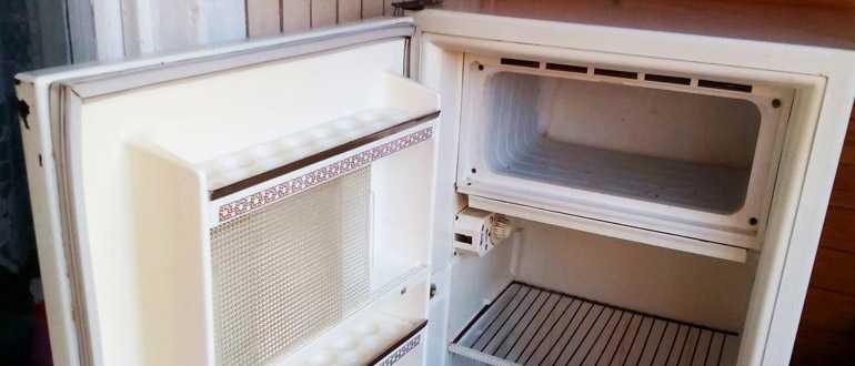 Куда утилизировать или сдать старый бытовой холодильник