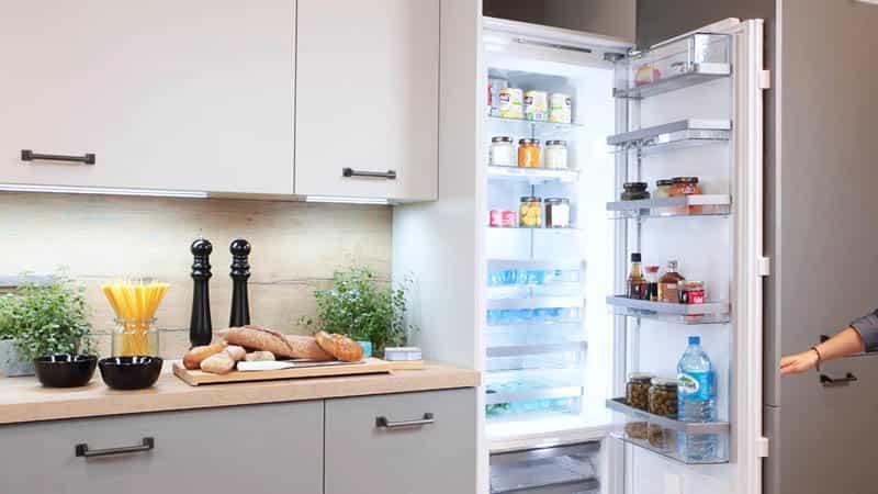 Нарушение правил эксплуатации холодильника