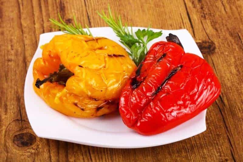 Заморозка болгарского перца в приготовленном виде