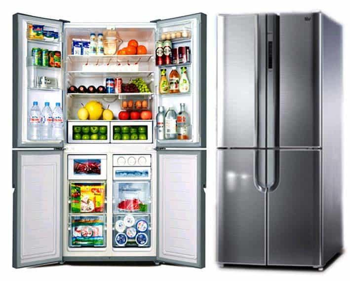Лучшие бренды бытовых холодильников