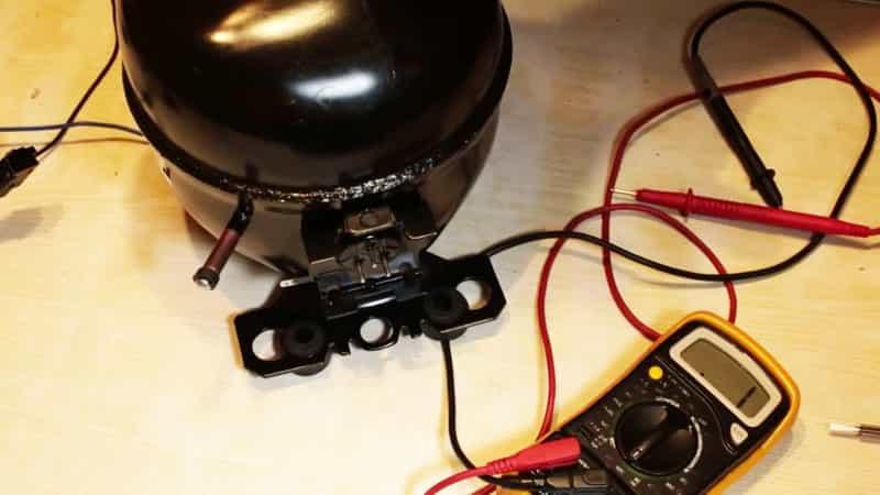 Использование старого компрессора