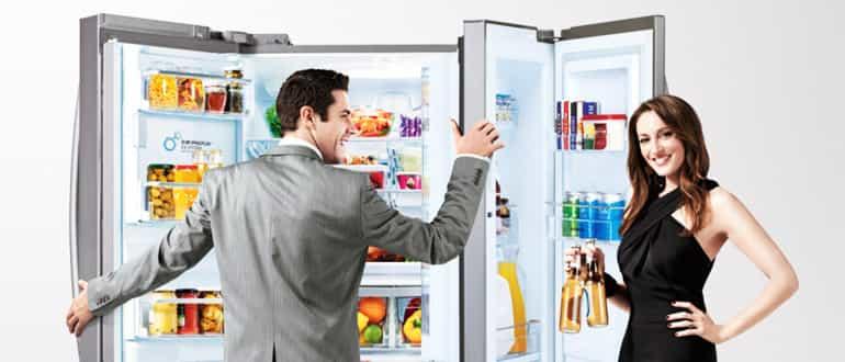 Сколько ватт потребляет бытовой холодильник
