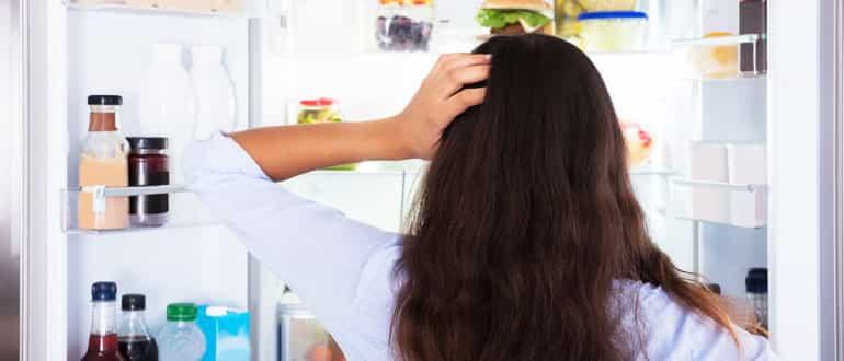 Как быстро избавиться от плесени в домашнем холодильнике