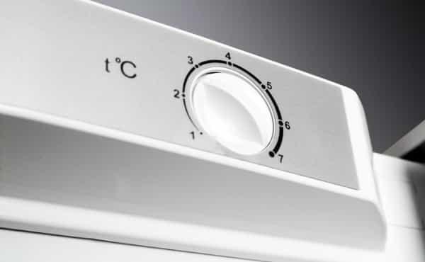 Неисправный датчик температуры