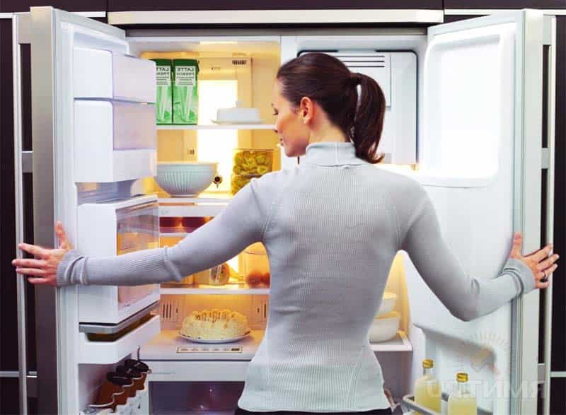 Важность переноса дверцы холодильника