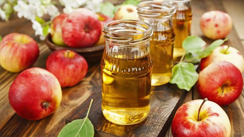 Заготовка яблочного сока
