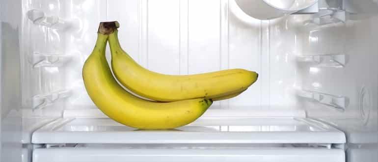 Бананы замороженные на зиму