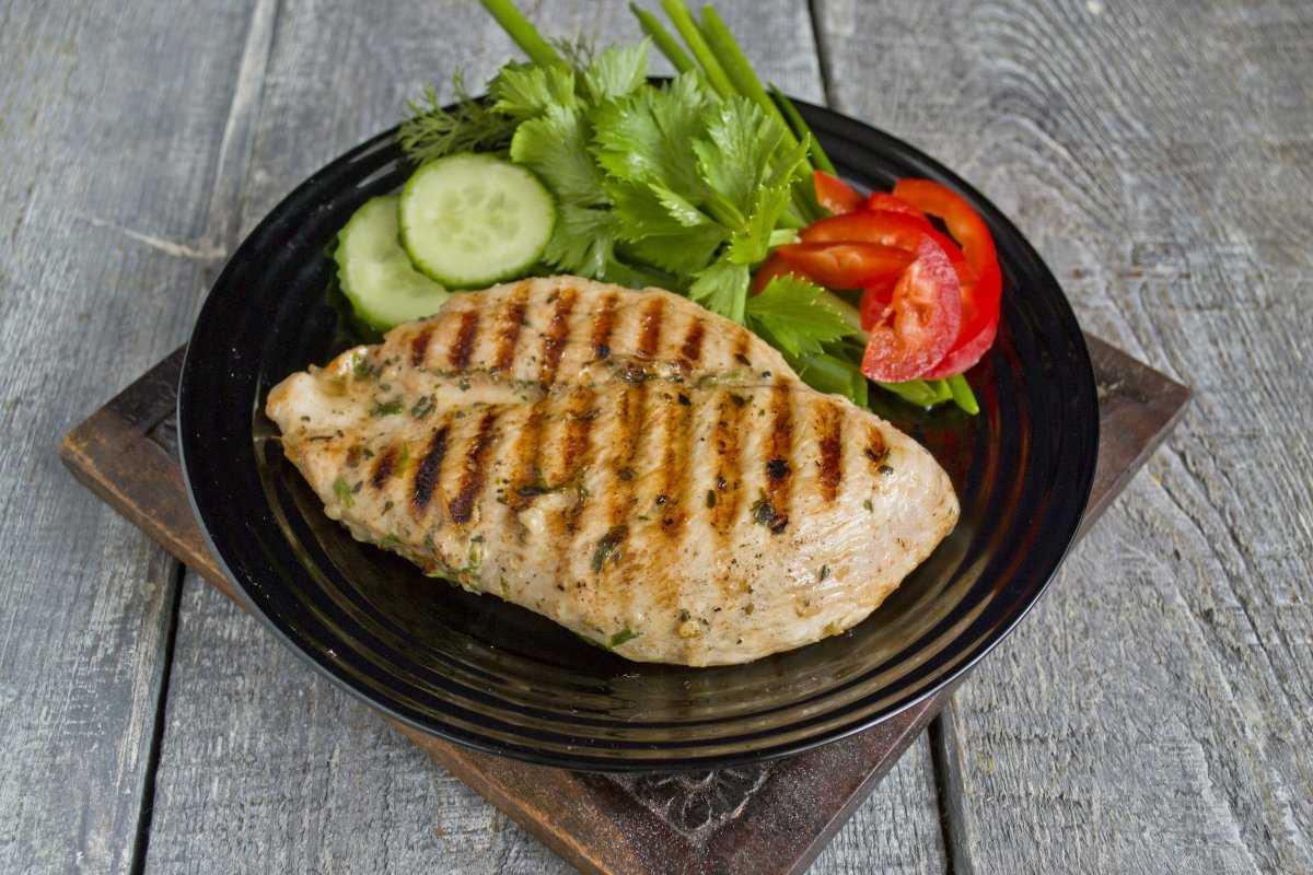 Как нужно хранить жареное куриное филе