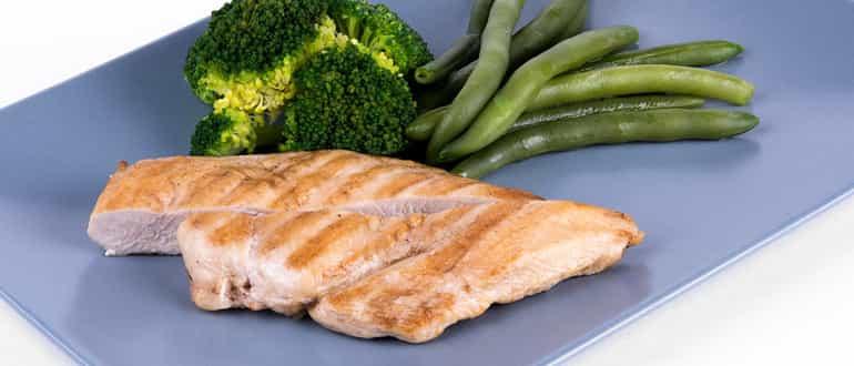 Как долго хранится в холодильнике сырая и приготовленная куриная грудка