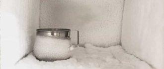 Почему сильно морозит бытовой холодильник: основные причины