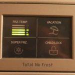 Как регулировать температуру в холодильниках известных брендов